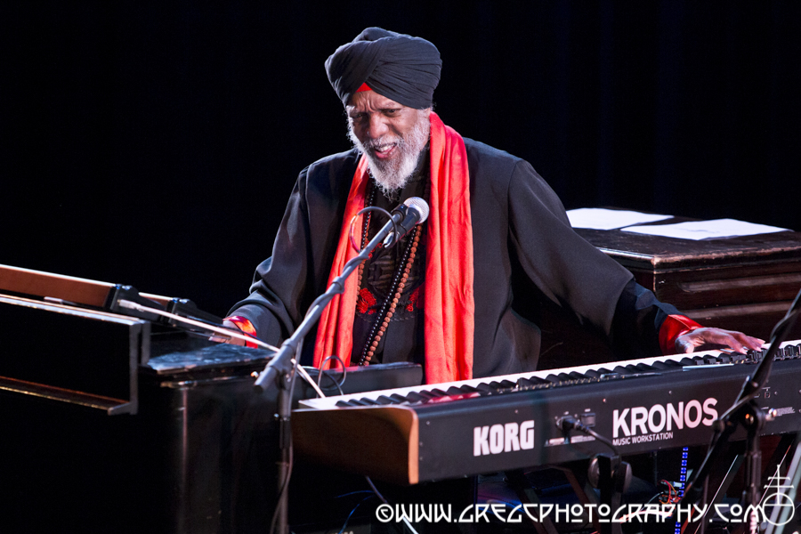 Dr. Lonnie Smith at Kumble Theater for the Performing Arts at Long Island University's Brooklyn Campus in Brooklyn, NY
