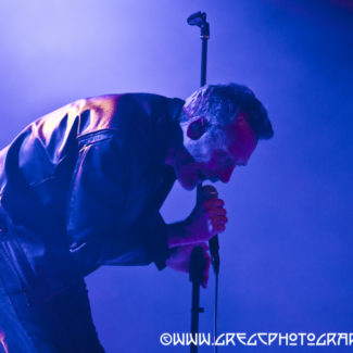 The Jesus and Mary Chain and The Cobbs Photos From Brooklyn Steel