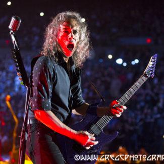 Metallica Photos From Nassau Coliseum