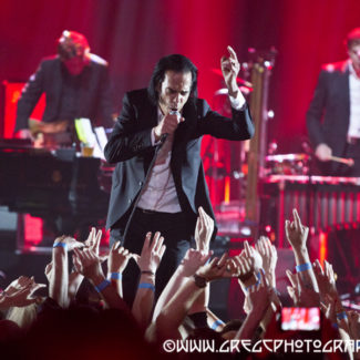 Nick Cave and The Bad Seeds Photos From Kings Theatre