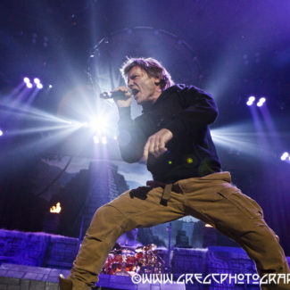 BrooklynVegan Publishes Iron Maiden Photos