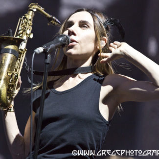 PJ Harvey Photos From Central Park SummerStage