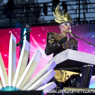 Empire Of The Sun At Made In America Festival